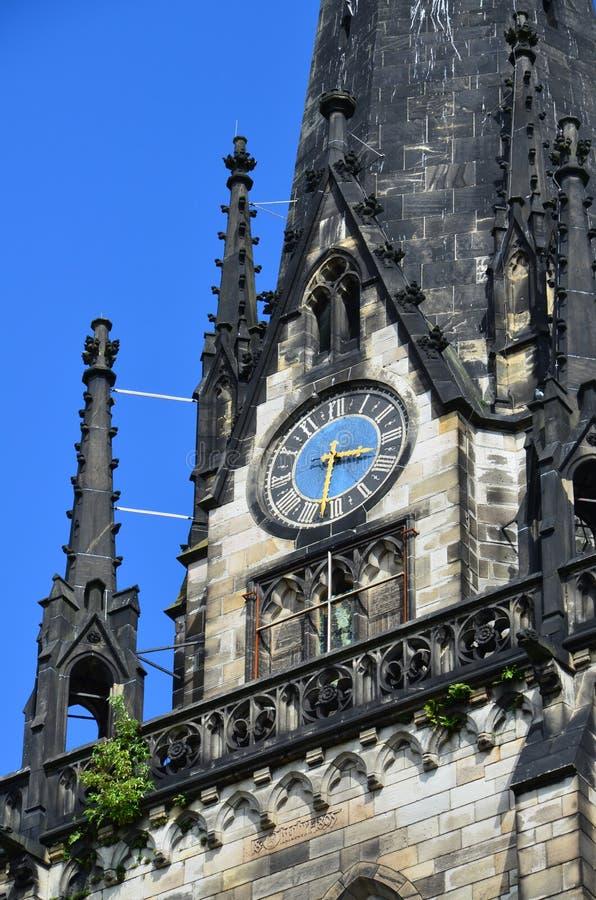 Città di Cassel, Germania fotografie stock