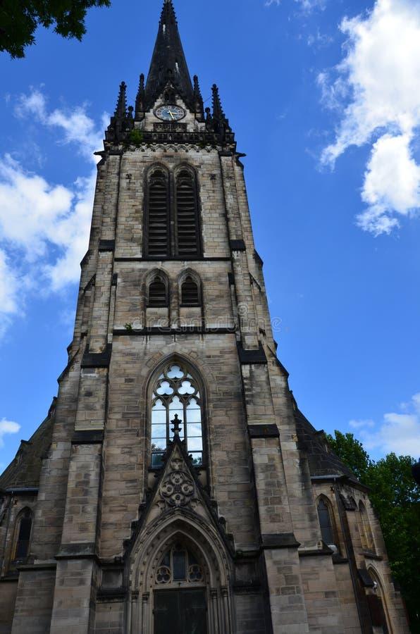 Città di Cassel, Germania immagine stock libera da diritti