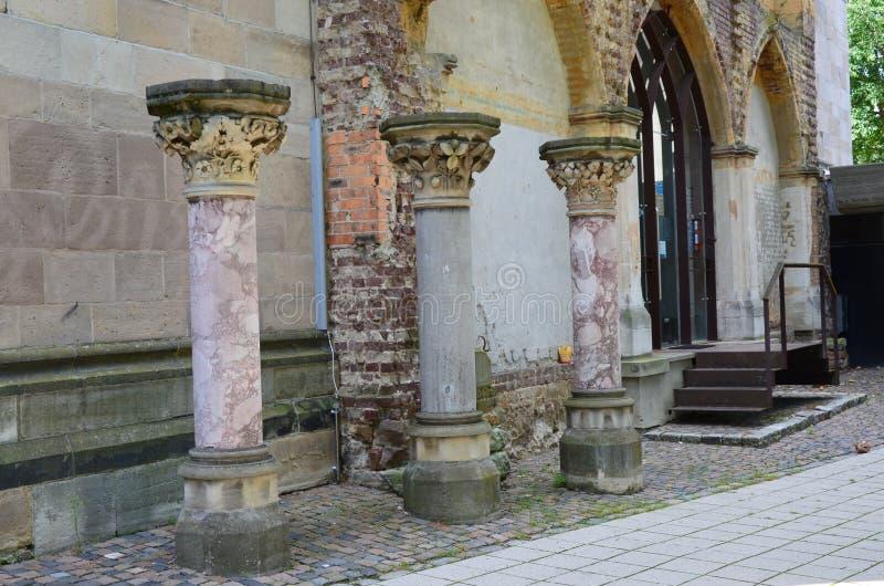 Città di Cassel, Germania immagine stock