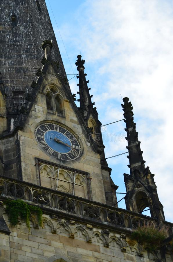 Città di Cassel, Germania immagini stock