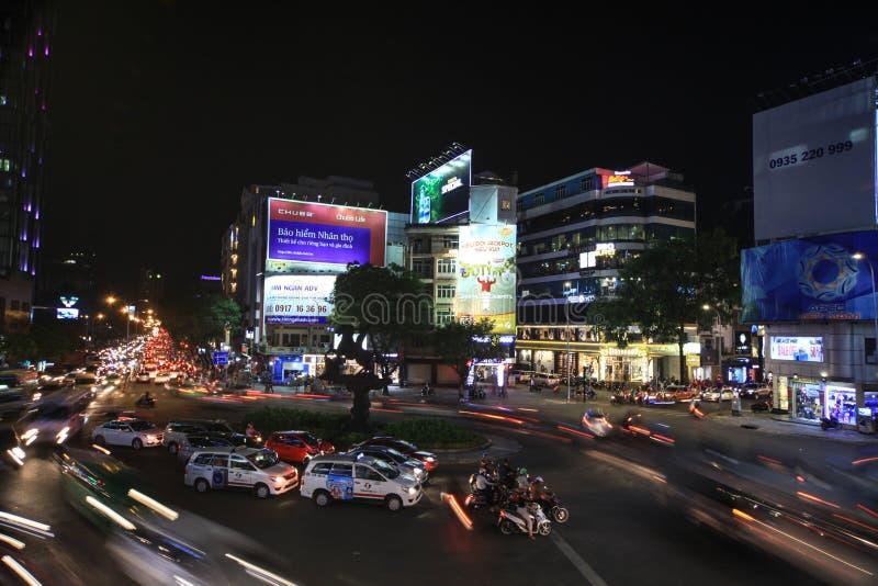 Città di Ho Chi Minh immagine stock libera da diritti