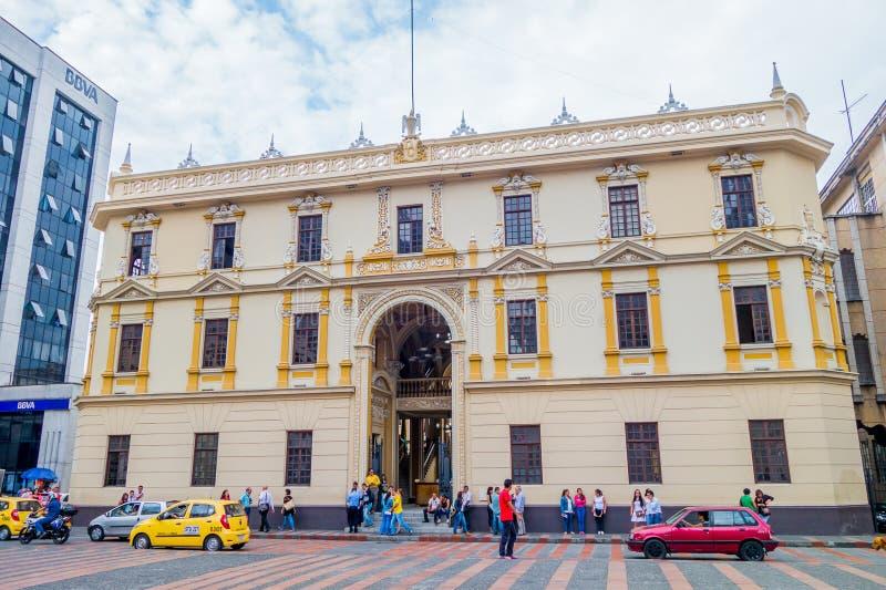 Città di Manizales in Colombia immagine stock libera da diritti