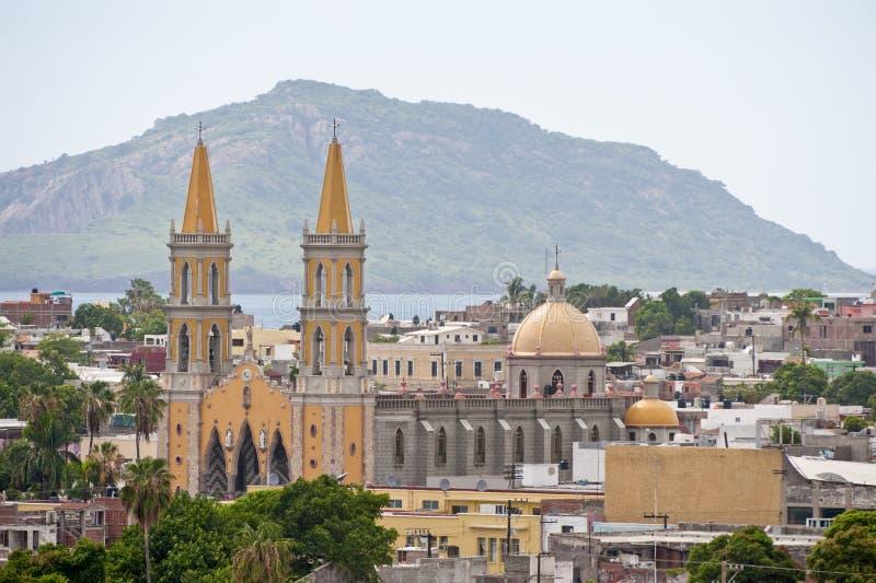 Città di Mazatlan   fotografie stock