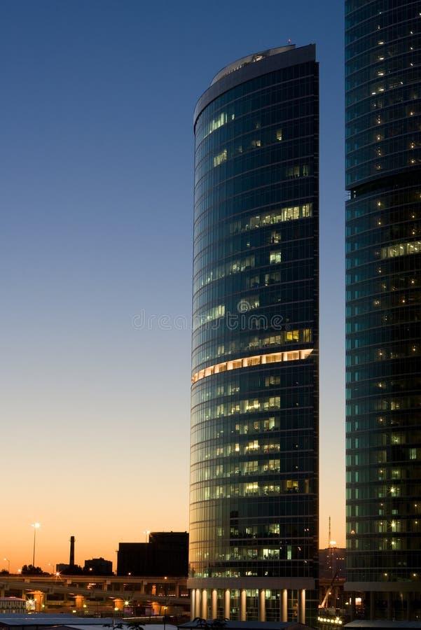 Download Città di Mosca immagine stock. Immagine di costruzione - 3883747
