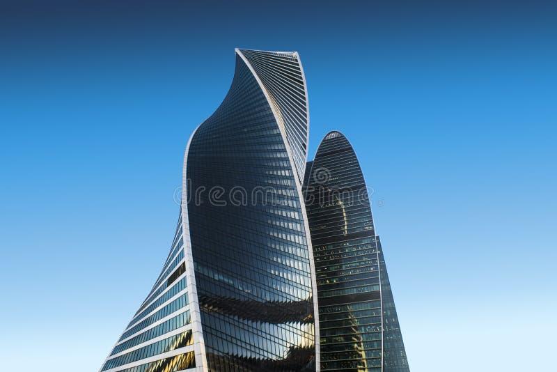 Città di Mosca immagini stock libere da diritti
