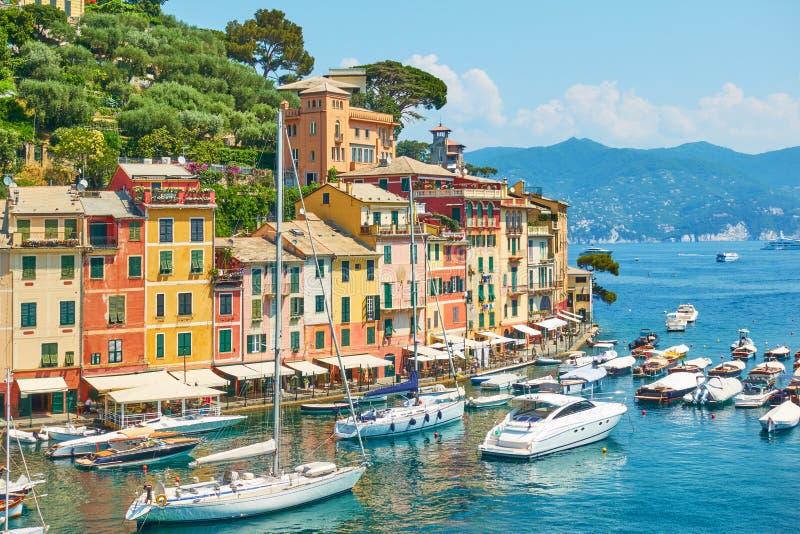 Italiano riviera di portofino fotografia stock immagine for Soggiorno in liguria