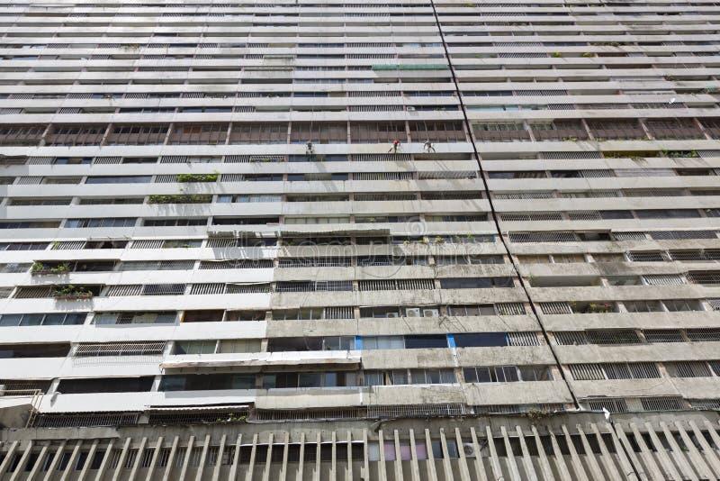 Download Città Enorme Dell'edificio Residenziale Dentro Di Caracas Immagine Stock - Immagine di sporco, automobile: 56877783