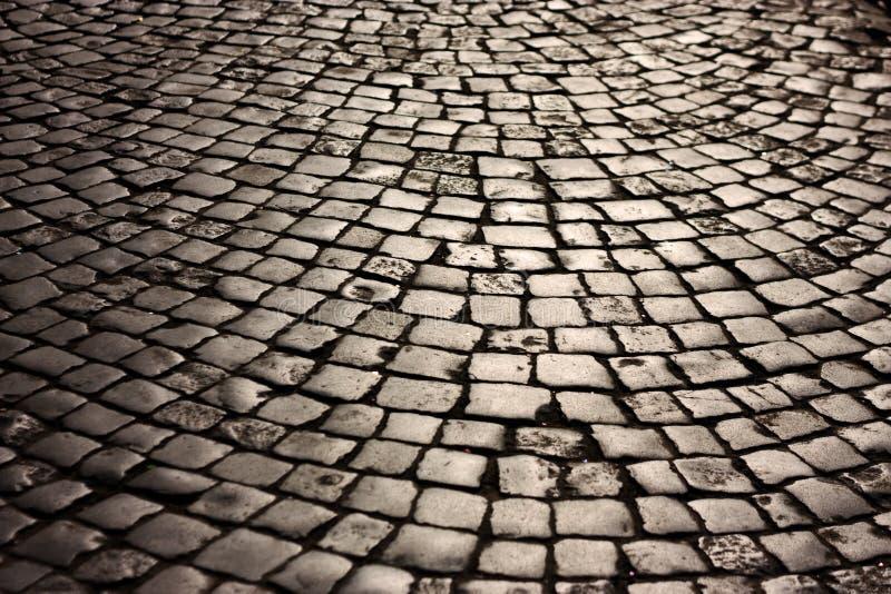 Città europea molto molto vecchia. fotografia stock libera da diritti