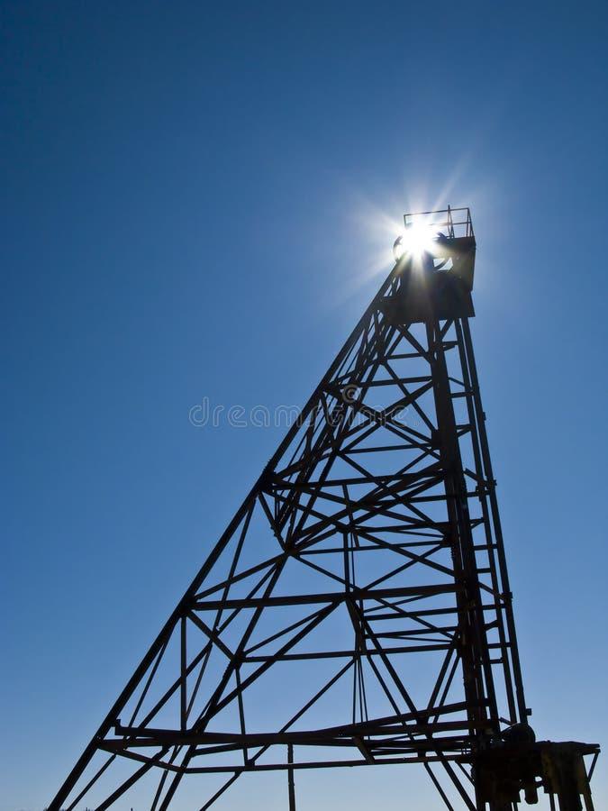 Città fantasma di Goldfield immagine stock libera da diritti