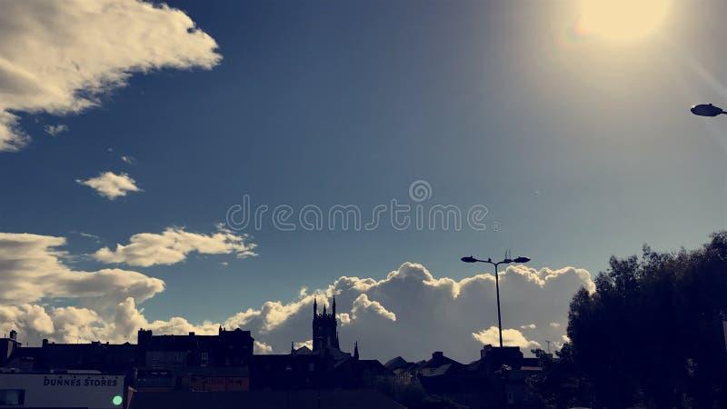 Città Irlanda di Kilkenny immagini stock