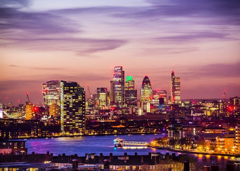 Città parco di Londra, Greenwich fotografie stock libere da diritti