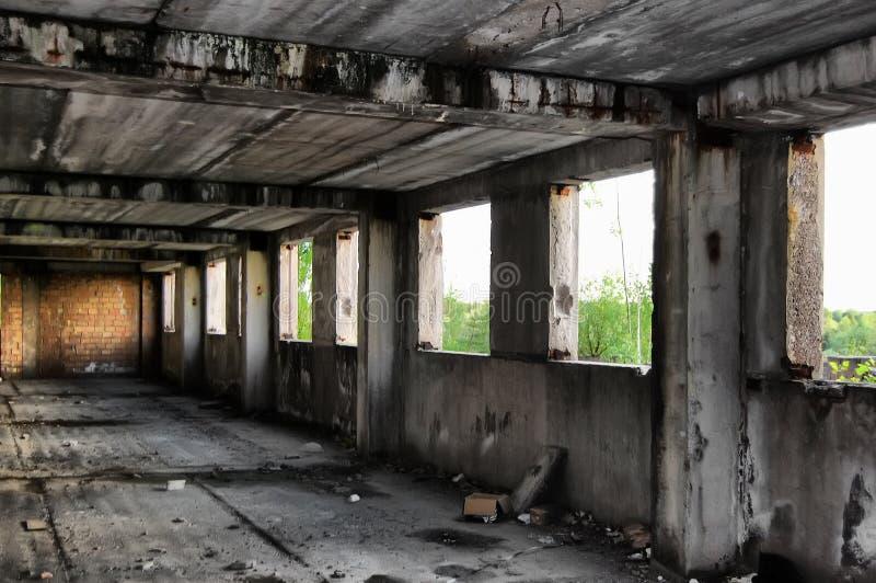 Città persa fotografie stock libere da diritti