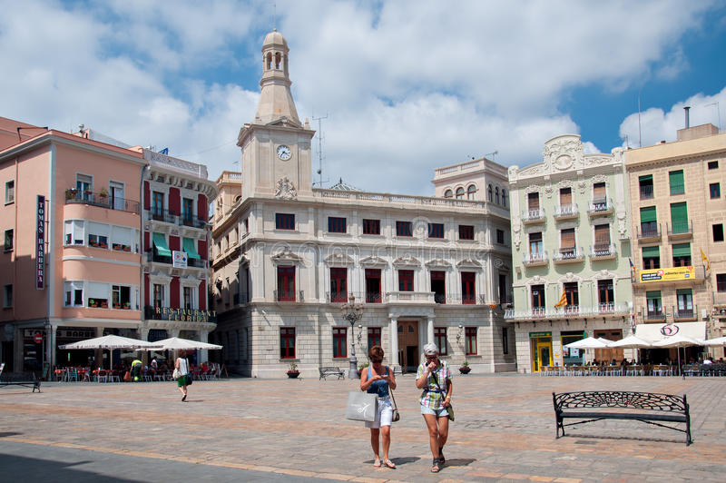 Reus, Spagna immagine stock