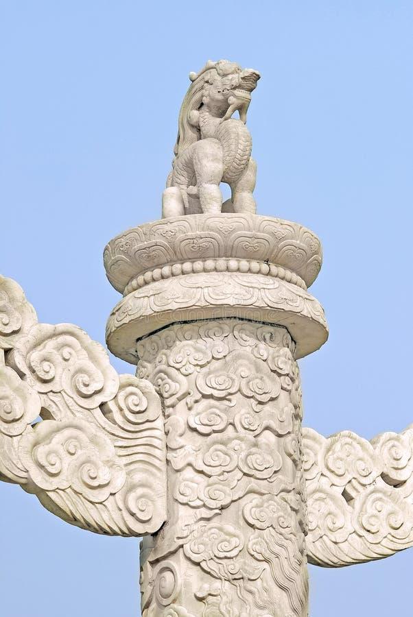 Download Città Severa In Entrata Di Pechino Fotografia Stock - Immagine di ming, palazzo: 7307136