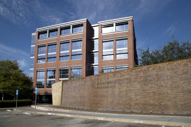 Città universitaria dell'istituto universitario della contea di Tarrant immagine stock libera da diritti