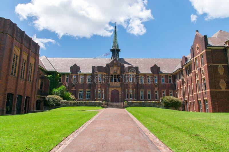 Città universitaria di USYD fotografia stock