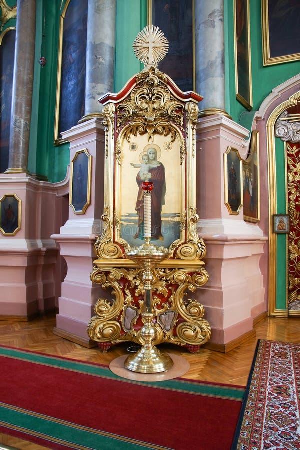 Città Vecchia di Vilnius immagini stock