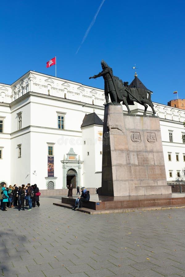 Città Vecchia di Vilnius fotografie stock