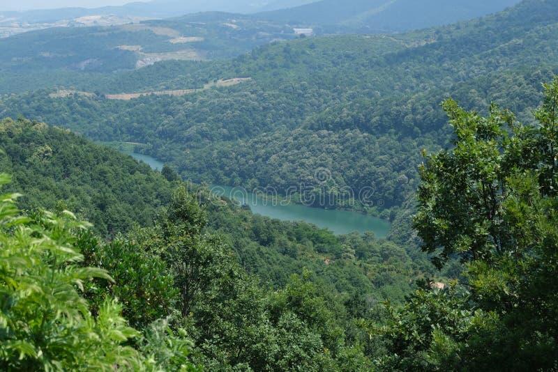 Citt? Forest Of Yalova - Turchia fotografia stock libera da diritti