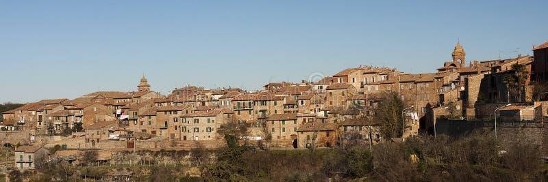 Citta Della Pieve Italien arkivfoto