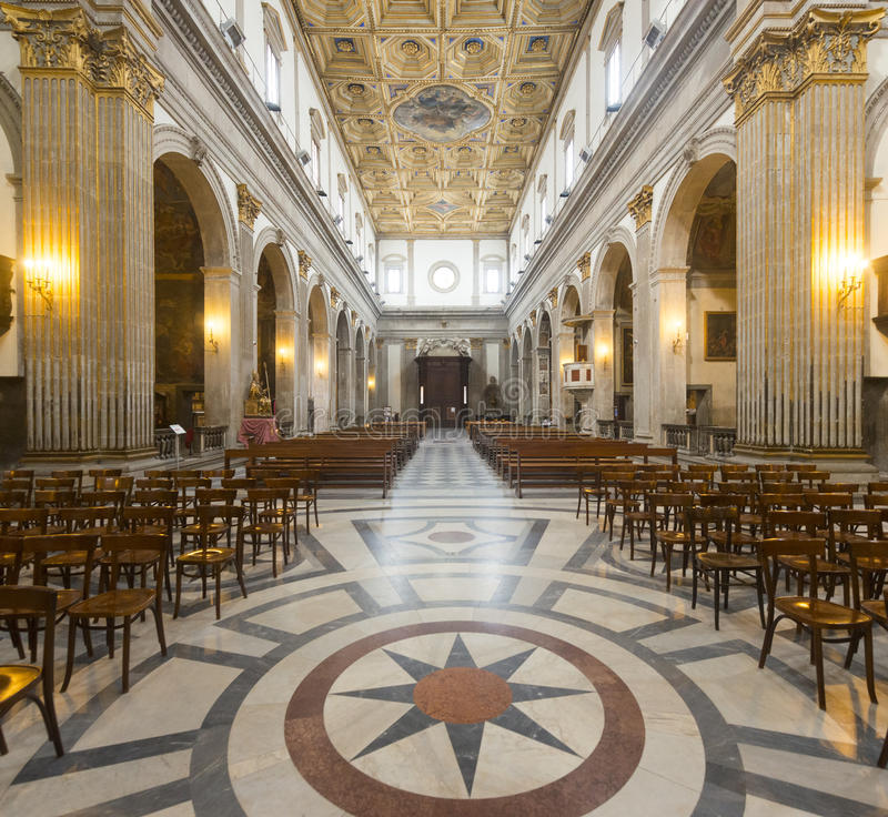 Citta di Castello (Umbria, Italia) immagini stock libere da diritti