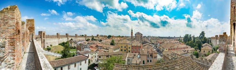 Cittadella, Italy royalty free stock photo