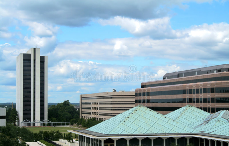 Download City stock image. Image of skyline, tall, city, downtown - 173597