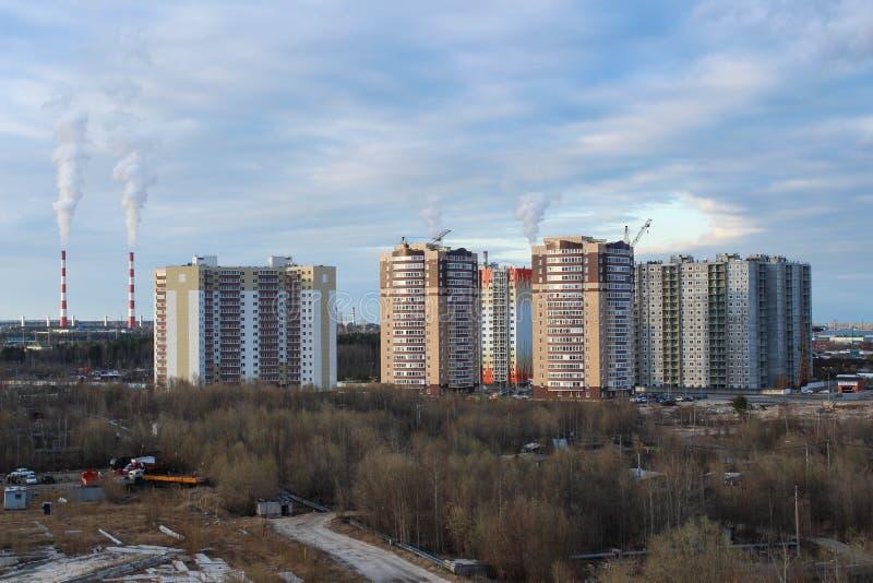 Download City zdjęcie stock. Obraz złożonej z scena, city, powietrze - 53792950