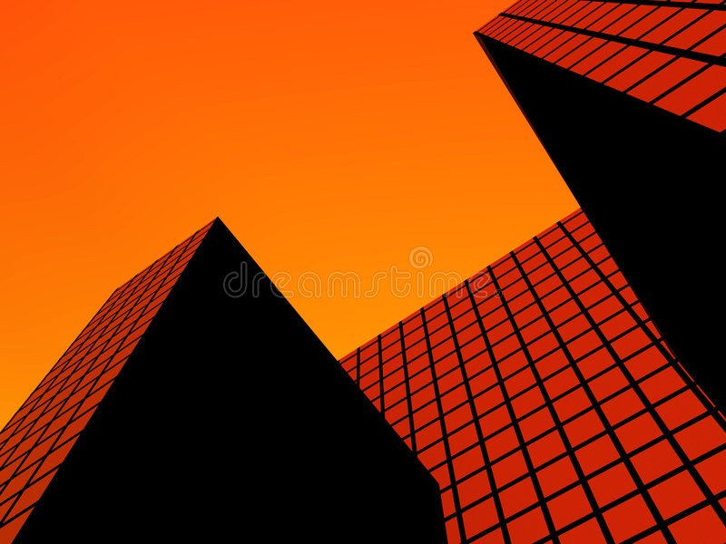 Download The City 55 Stock Images - Image: 613914