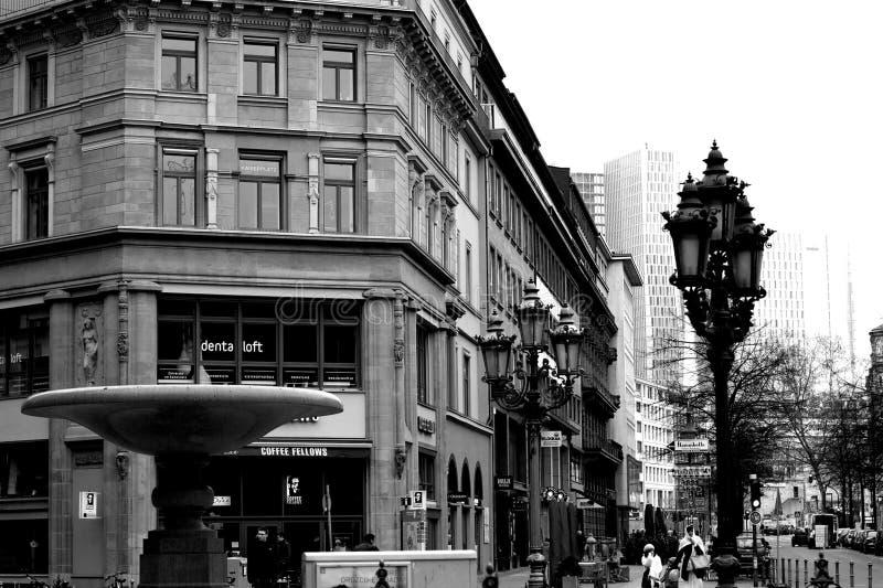 City Architecture Frankfurt Free Public Domain Cc0 Image