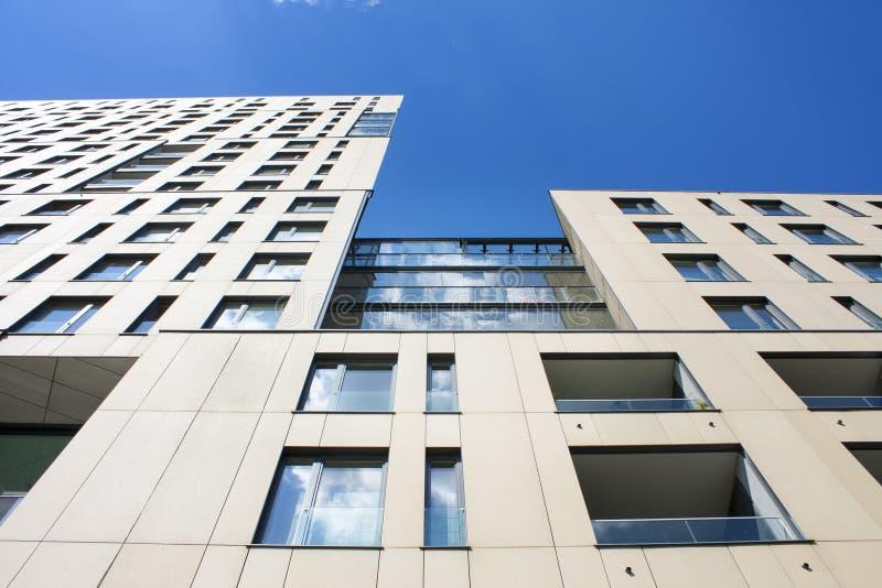 City architecture. Futuristic building. Cityscape. royalty free stock photo