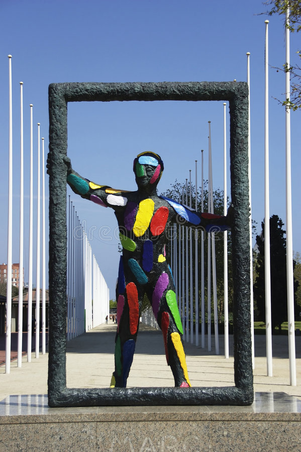 City Art royalty free stock image