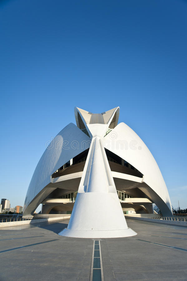 Download The City Of Arts And Science In Valencia. Editorial Image - Image: 28219325