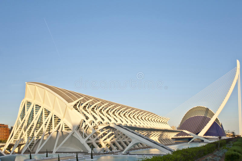 Download The City Of Arts And Science In Valencia. Editorial Stock Photo - Image: 28219328