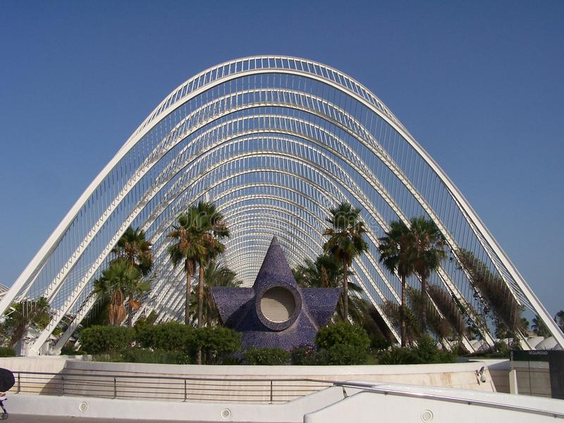 Download The City Of Arts And Sciences In Valencia Editorial Stock Image - Image: 26175884