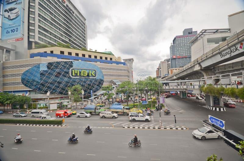 City of Bangkok stock image