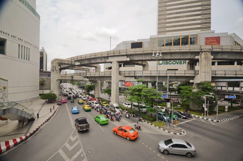 City of Bangkok royalty free stock photography