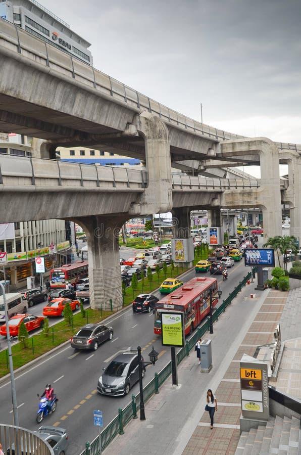 City of Bangkok stock photos