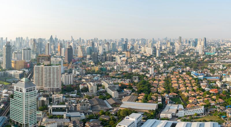 City of Bangkok  where is the capital city of Thailand stock image