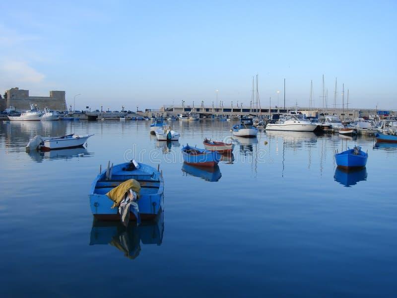 City of Bari - Italy royalty free stock photo