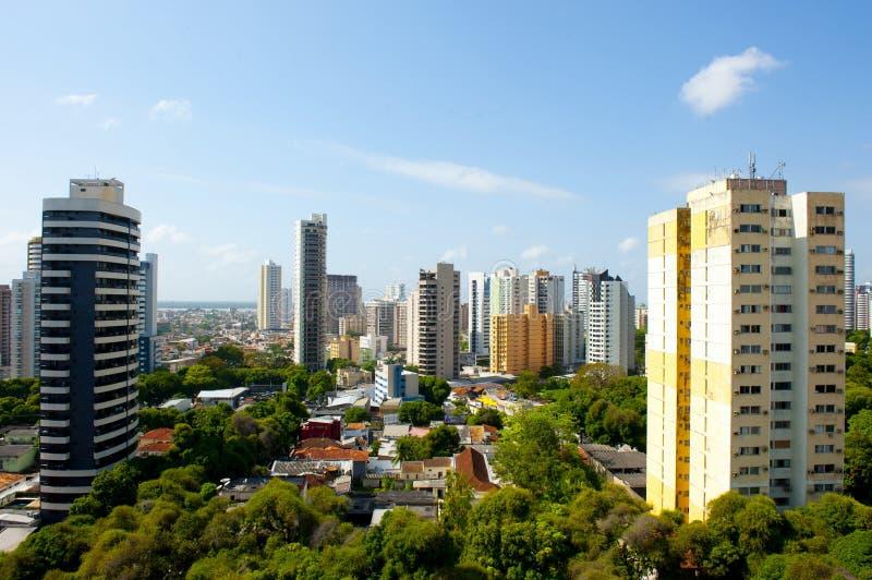 City of Belem do Para stock photos