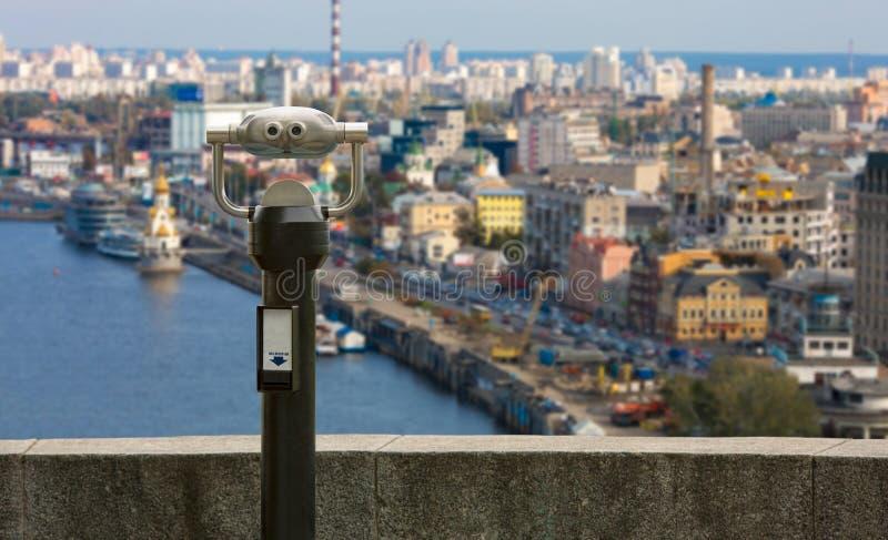 Download City binoculars stock photo. Image of nobody, classic - 27252318