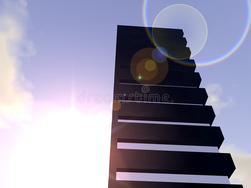 Download City Block 39 Royalty Free Stock Images - Image: 1055149