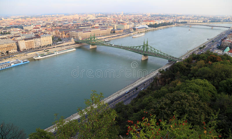 City of Budapest stock photography