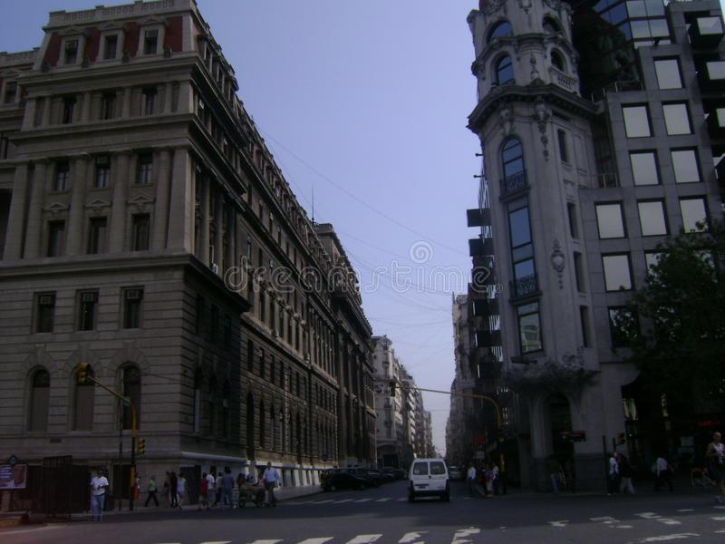 Buenos Aires City stock images