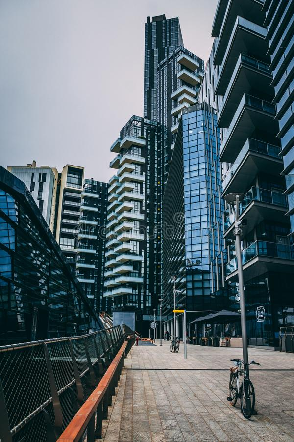 City Building royalty free stock photos