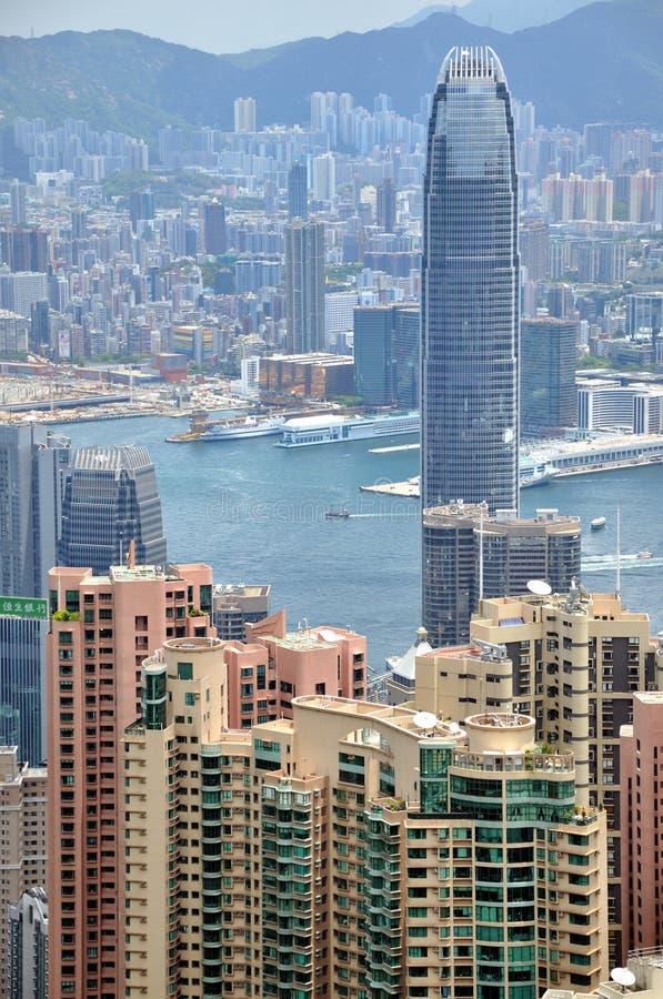 Download City Buildings Near Victoria Harbor, Hongkong Editorial Stock Photo - Image: 24814238