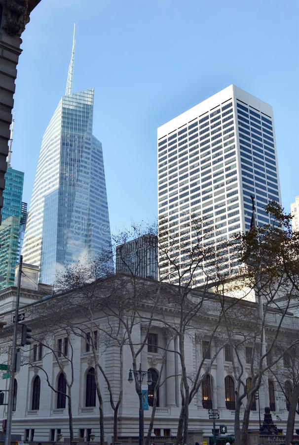 Download City Buildings On The Streets Of New York Day Editorial Stock Image - Image: 35790889