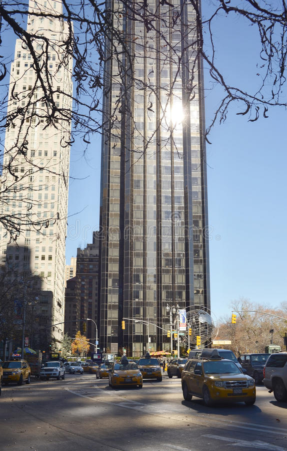 Download City Buildings On The Streets Of New York Day Editorial Photography - Image: 35791072