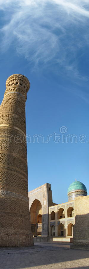City Of Bukhara Stock Images